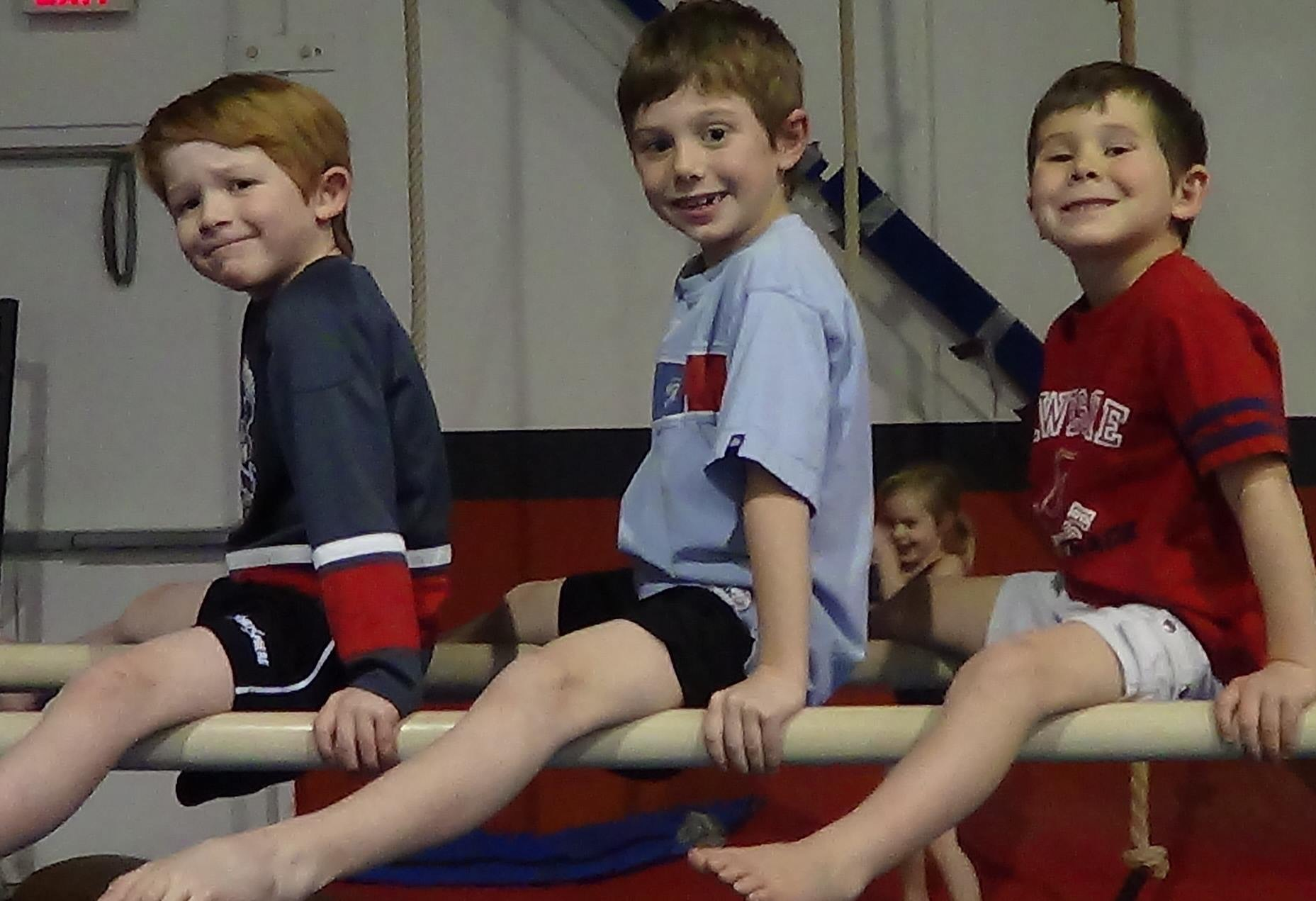 How The GYMKIDS Program Works